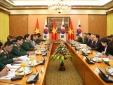 Tăng cường quan hệ hợp tác quốc phòng Việt-Hàn