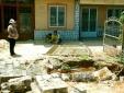 Tai nạn lao động: Tường đá đổ sụp đè chết hai công nhân
