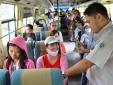 TPHCM: Nạn sàm sỡ, móc túi trên xe buýt gặp 'thiên địch'