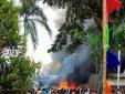 30 người chết trong vụ tai nạn rơi máy bay quân sự ở Indonesia