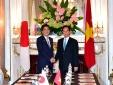 Thủ tướng Nguyễn Tấn Dũng và Thủ tướng Shinzo Abe quan ngại sâu sắc tình hình Biển Đông