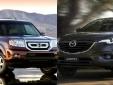Honda Pilot và Mazda CX-9: SUV gia đình 7 chỗ 'đáng tiền'