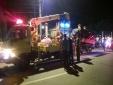 Cà Mau: Xe tải chở rau đâm ngang xe đông lạnh làm cả nhà thiệt mạng