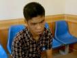 Hà Nội: Vác dao vào BV Phụ sản cướp vì thiếu tiền mua sữa cho con