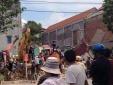 Bắc Giang: Thoát chết sau 2 giờ mắc kẹt dưới đống đổ nát