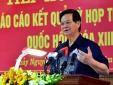 Thủ tướng Nguyễn Tấn Dũng: Tình hình Biển Đông vẫn đang diễn biến phức tạp