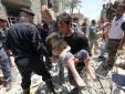 Khủng bố IS 'gặp may' vì máy bay Iraq đánh rơi bom nhầm vị trí