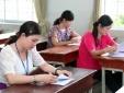Chấm thi THPT quốc gia: Hơn 60% bài tự luận 0 điểm