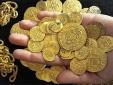 Mỹ: Phát hiện kho vàng triệu đô trong xác tàu đắm