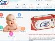 Khăn ướt Babicare của Công ty Việt Úc đã vi phạm quy định về nhãn mác?