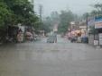 Cột ẩm của xoáy thấp tiếp tục gây mưa cho các tỉnh phía Bắc