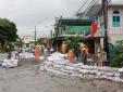 Mưa lớn làm vỡ đập, quân dân Quảng Ninh khẩn trương ứng phó