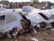 Máy bay quân sự liên tiếp rơi, hàng chục người thiệt mạng