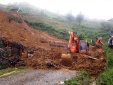 Sạt lở đất ở Cao Bằng: Nghẹn lòng cảnh sinh ly tử biệt