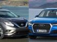 Audi Q7 và Nissan Murano đọ đẳng cấp quốc tế