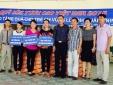 Vinamilk tặng 500 thùng sữa cho trẻ em Quảng Ninh