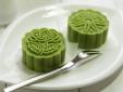 Cách làm bánh nướng trà xanh độc đáo cho tết Trung thu
