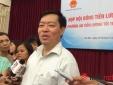 Chủ tịch Hội đồng Tiền lương: Cố gắng lương tối thiểu bằng 60% lương trung bình