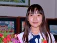 Cô học trò lớp 9 sáng chế nhang trừ muỗi từ bã trà