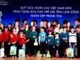 Quỹ sữa Vươn Cao Việt Nam: 94 tỉ đồng và hành trình gần 8 năm bền bỉ