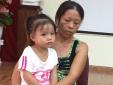 Bé 4 tuổi bị teo thực quản vì uống nhầm nước tro tàu làm bánh