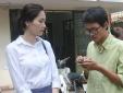 Hoa hậu Đặng Thu Thảo cùng trinh sát lập bẫy bắt kẻ lừa đảo