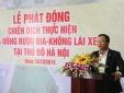 Hà Nội: Trên 70 tuyến xe khách tham gia chiến dịch 'uống rượu bia thì không lái xe'
