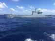 'Càng ngày, tàu chúng tôi càng bị tàu chiến Trung Quốc vây ép, đe dọa'