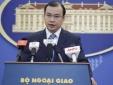 Bộ Ngoại giao lên tiếng về vụ tàu chiến TQ chĩa súng vào tàu Việt Nam