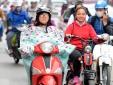 Giới trẻ Hà Nội đua nhau khoác 'chăn bông' xuống phố