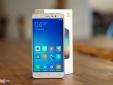 Mở hộp Xiaomi Note 3 vỏ kim loại, quét vân tay giá 4 triệu