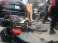 Bàng hoàng lời kể về xe Santafe 'điên' gây tai nạn trên đường Trường Chinh
