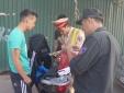 Phát hiện nhiều túi cần sa trong cốp xe SH người đàn ông xăm trổ