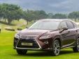 Lexus RX 2016 ra mắt thị trường Việt Nam với nhiều tính năng mới