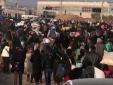 Tình hình chiến sự Syria mới nhất: Hàng vạn người tị nạn Syria đang tiến gần Thổ Nhĩ Kỳ