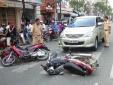 58 người chết, bị thương vì tai nạn giao thông trong ngày mùng 2 Tết