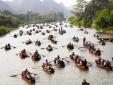 Triệt để xử lý 9 đối tượng 'cò mồi' chèo kéo du khách ở Chùa Hương