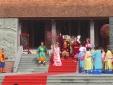 Gò Đống Đa tưng bừng mở hội ôn lại chiến thắng của vua Quang Trung
