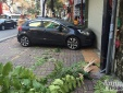 Hoảng hồn xe điên đâm liên hoàn chiều mùng 4 Tết ở Hà Nội