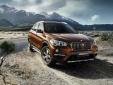 Xe sang BMW X1 LWB chính thức lộ diện