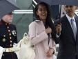 Con gái tổng thống Mỹ Obama nối gót cha mẹ vào Harvard