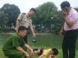Tin pháp luật an ninh 24h qua: Thanh niên 'ngáo đá' đại náo Tháp Rùa