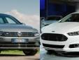 Volkswagen Passat và Ford Fusion 2016 đọ sức trong phân khúc sedan