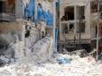 Tình hình chiến sự Syria mới nhất: Thế giới phản đối vụ đánh bom bệnh viện ở Syria