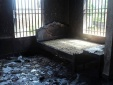 Cặp sinh đôi 'về nơi chín suối' cùng bố mẹ trong vụ cháy nhà ở Nghệ An