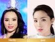 Hoa hậu Kỳ Duyên và hành trình thay đổi nhan sắc thất thường nhất showbiz Việt