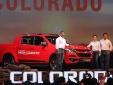 Trình làng Chevrolet Colorado 2017 nâng cấp toàn diện
