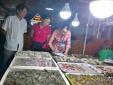 Vũng Tàu: Tiêu hủy gần 100 kg hải sản chứa hàn the
