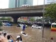 Dự báo thời tiết ngày mai 26/5/2016: Mưa dông tiếp tục 'giày xéo' Hà Nội