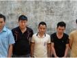 Đang hăng máu 'sát phạt' trong khách sạn, 6 gã trai nháo nhác vì bóng áo xanh